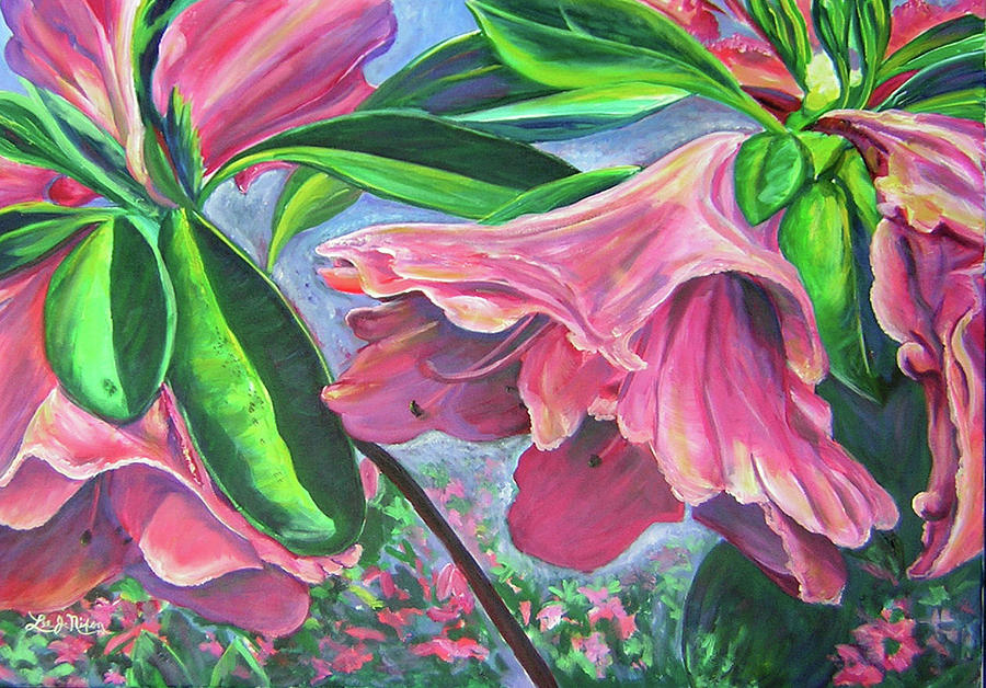 Announcement Of Spring Painting