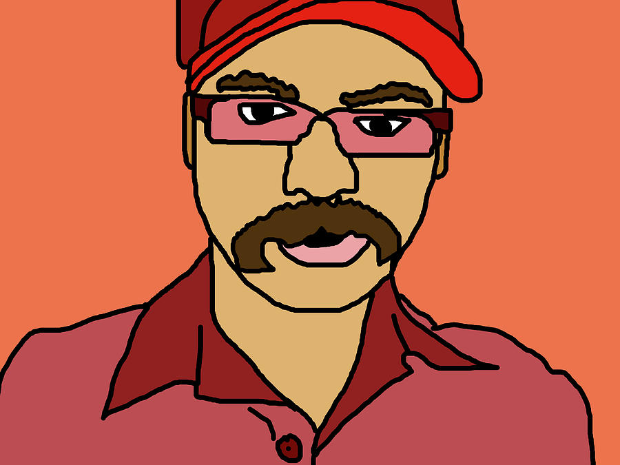 Anthony 70 Digital Art