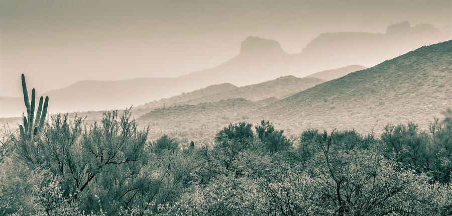 Apache Trail Photograph