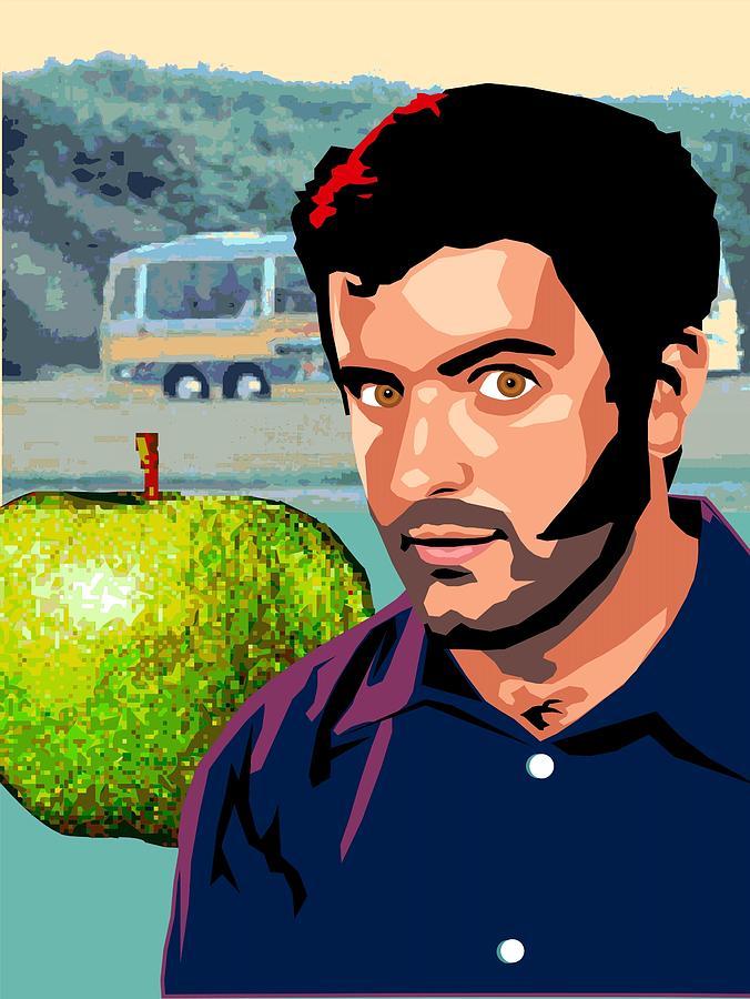 Apple Zac Digital Art
