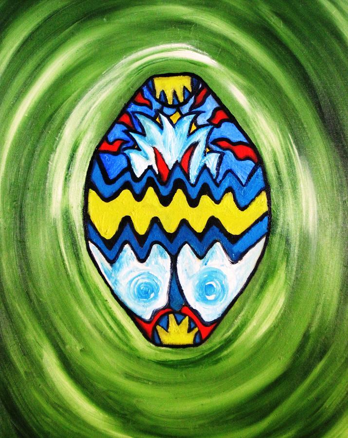 Aquarius Painting