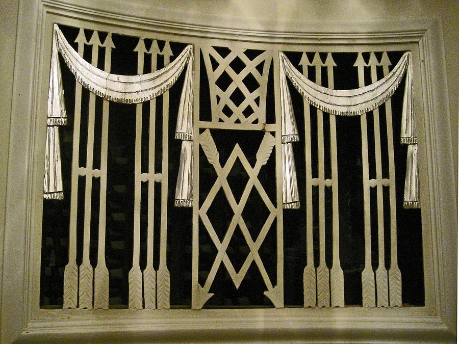 Art Deco Grate 2 Photograph