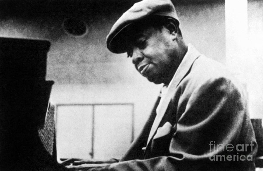 Arthur Tatum (1910-1956) Photograph