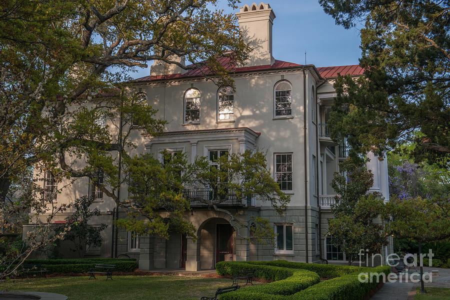 Ashley Hall School In Charleston Sc Photograph
