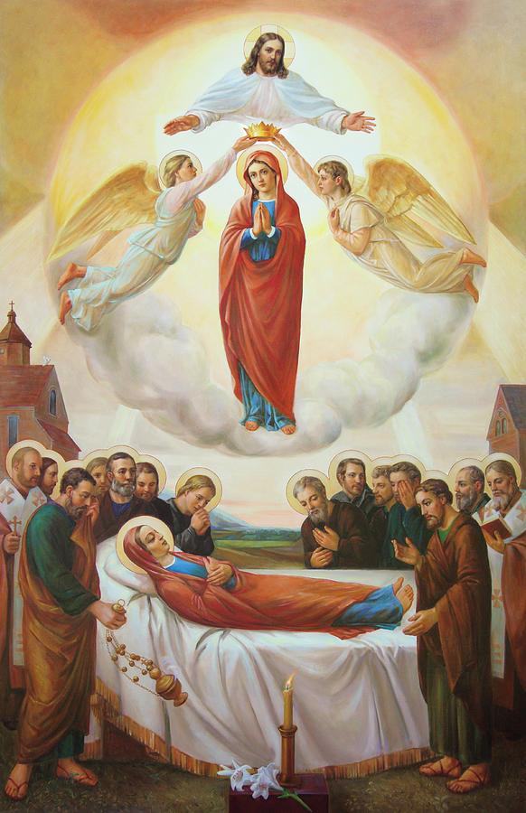 Assumption of Mary - Wikipedia
