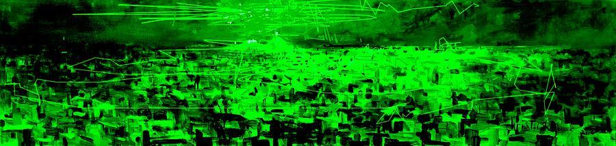 Athens Is Dreaming 00013 Digital Art