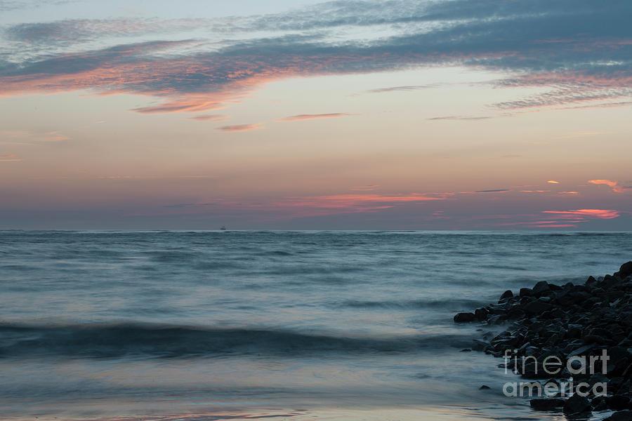 Atlantic Ocean Sunrise Photograph