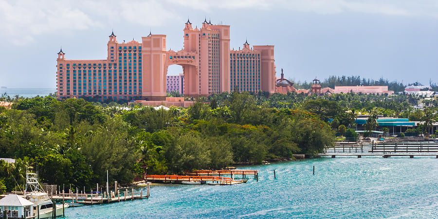 Atlantis In Paradise Photograph