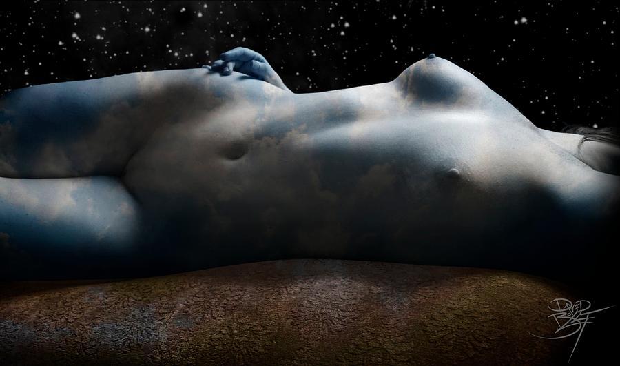 Sky Photograph - Atmosphere by David Bollt