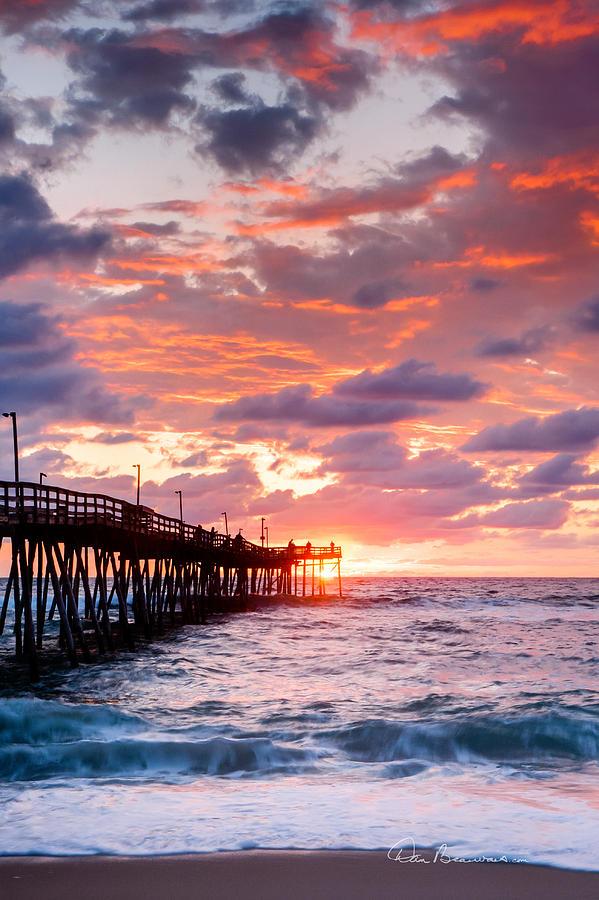 Avalon Pier 9683 Photograph