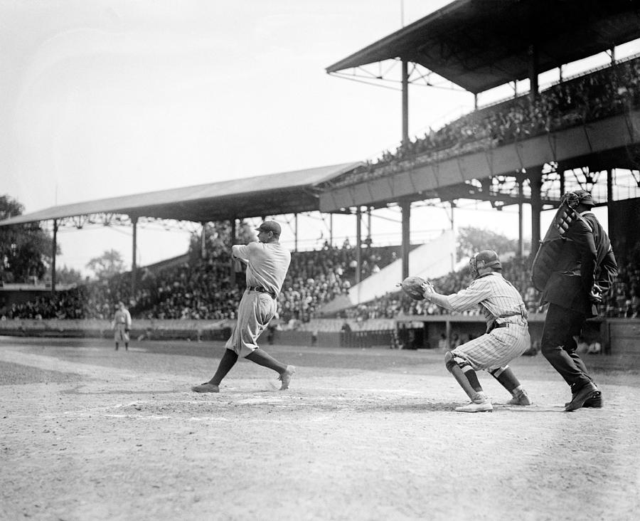 Babe Ruth, 1920 Photograph