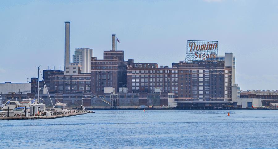 Baltimore Domino Sugar Tour