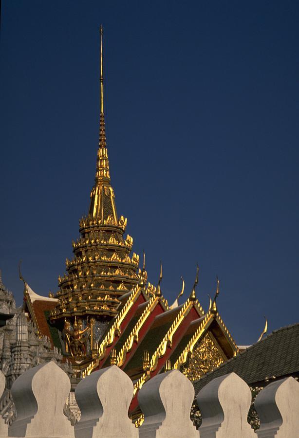 Bangkok Grand Palace Photograph