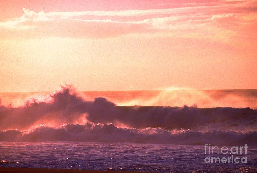 Hawaii Photograph - Banzai Beach North Shore by Thomas R Fletcher