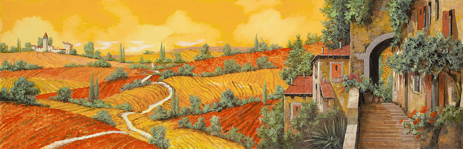 Bassa Toscana Painting