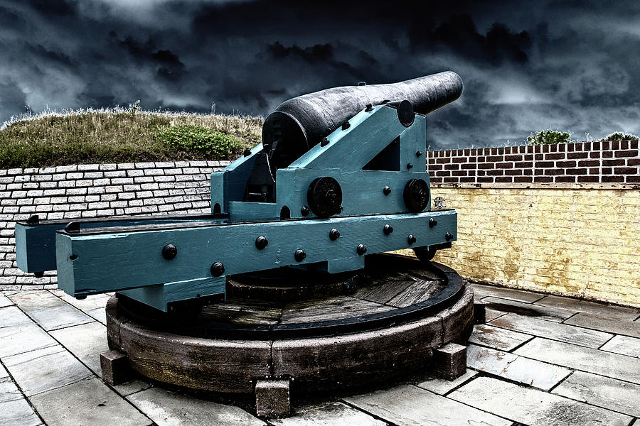 Battery Jasper Gun Photograph