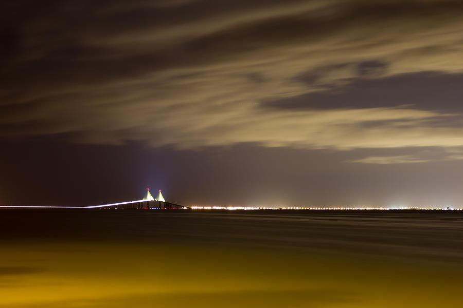 Tampa Photograph - Bay by Nicholas Evans