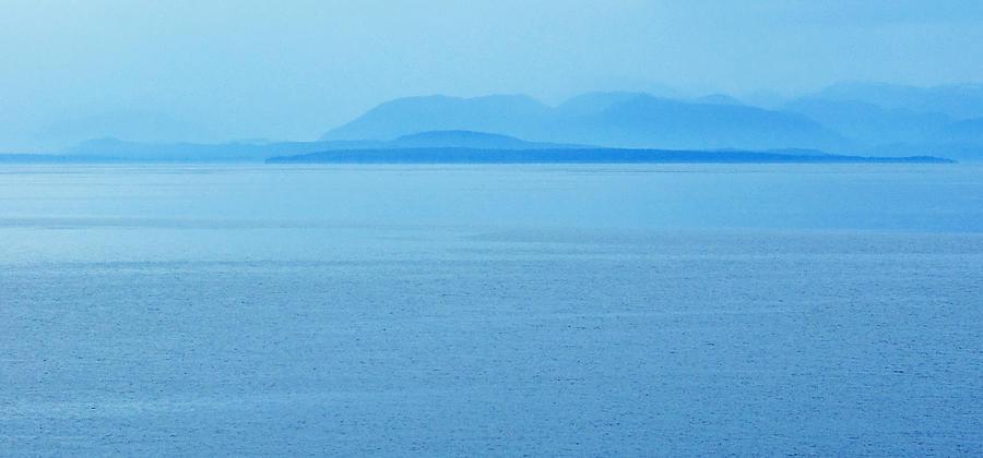 Bc Coastline  Photograph