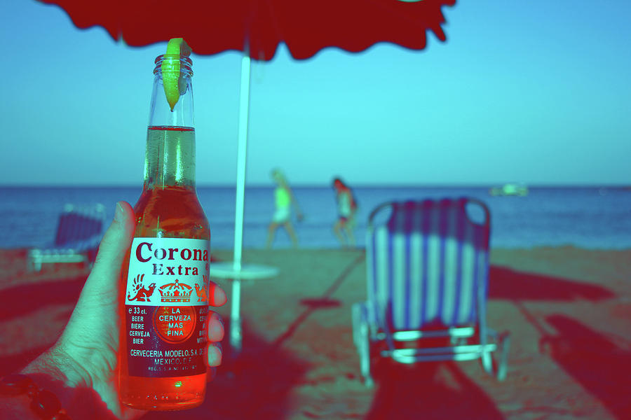 Beach Photograph - Beach Time by La Dolce Vita