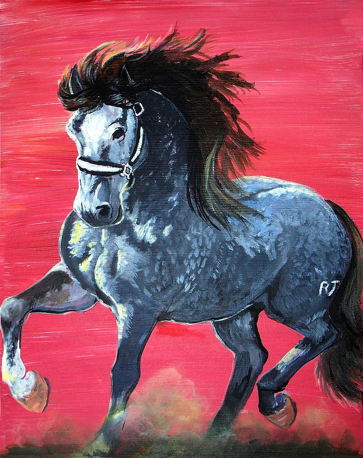 beautiful Ostumeno Painting