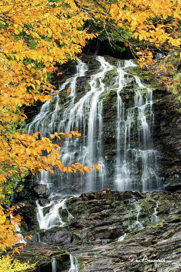 Beaver Brook Falls 8918 Photograph