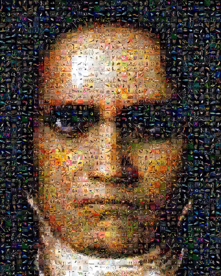 Beethoven Digital Art