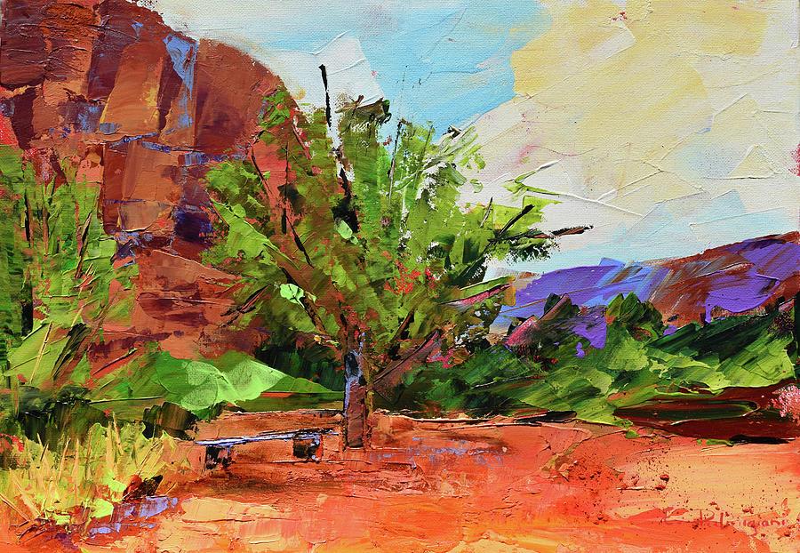 Sedona Pathway Painting