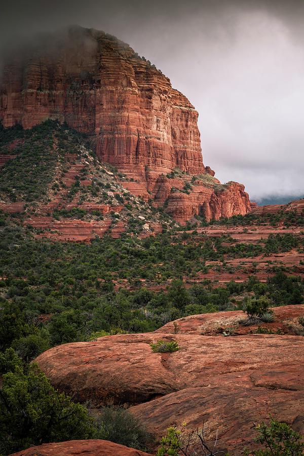Bell Rock Photograph