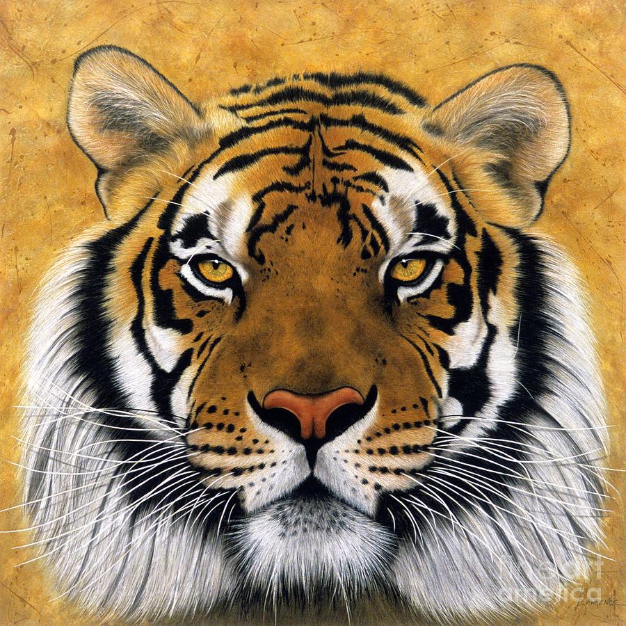Lawrence Supino Painting - Bengali II by Lawrence Supino