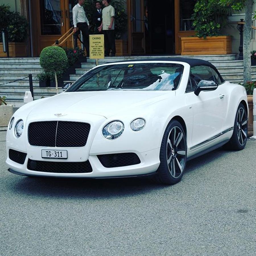 Bentley Continental Gtc Stock Photos Bentley Continental: #bentley #continental #gtc #monaco Photograph By Daniel