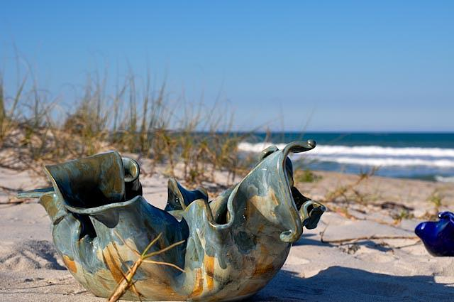 Beach Inspired Artwork Sculpture - Big Momma by Gibbs Baum