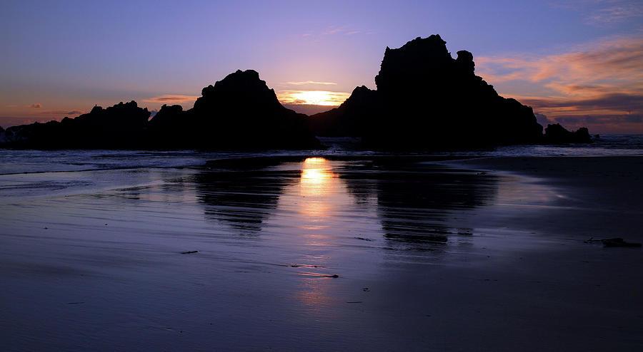 Big Sur Photograph - Big Sur Sunset by Pierre Leclerc Photography