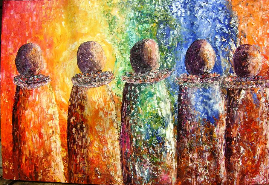 Binding Culture Painting