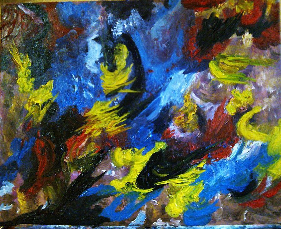 Blast Painting