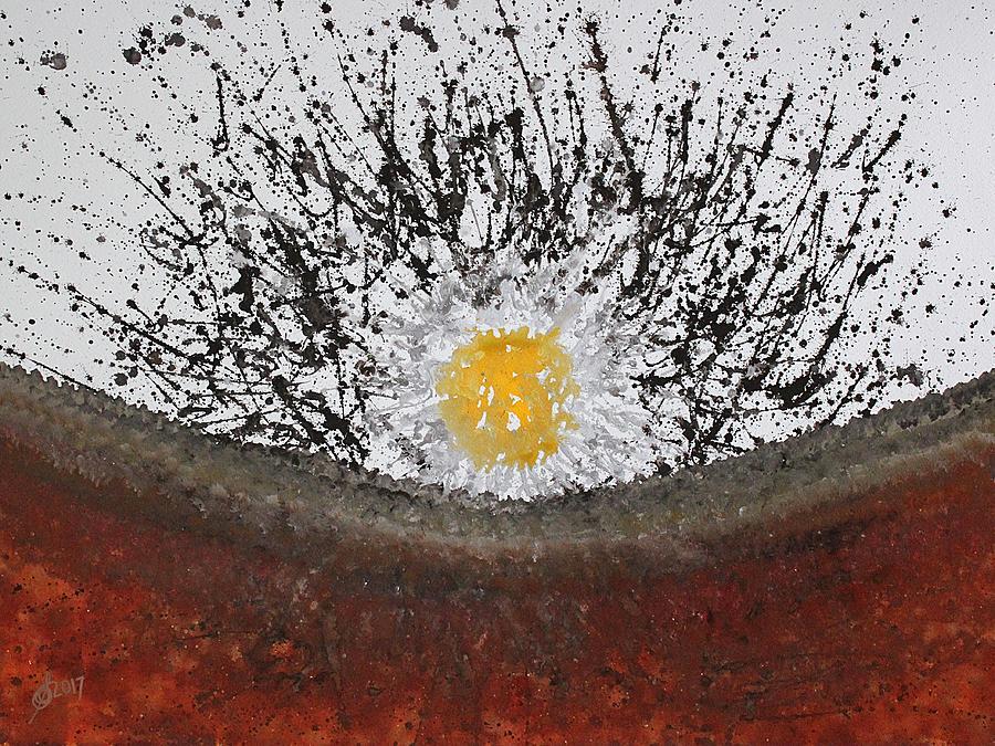 Blast Original Painting Painting