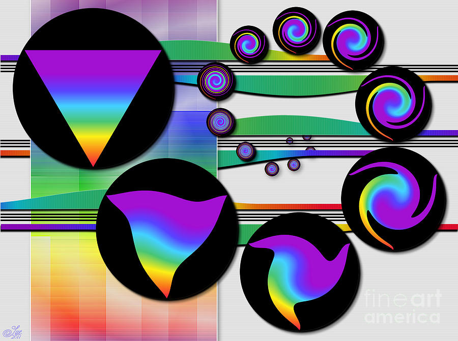 Blend Digital Art