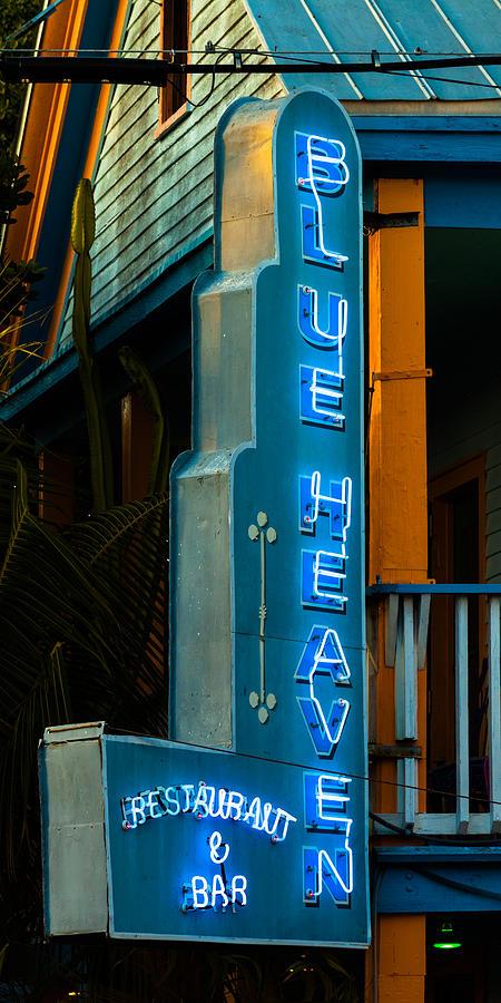 Blue Heaven Photograph