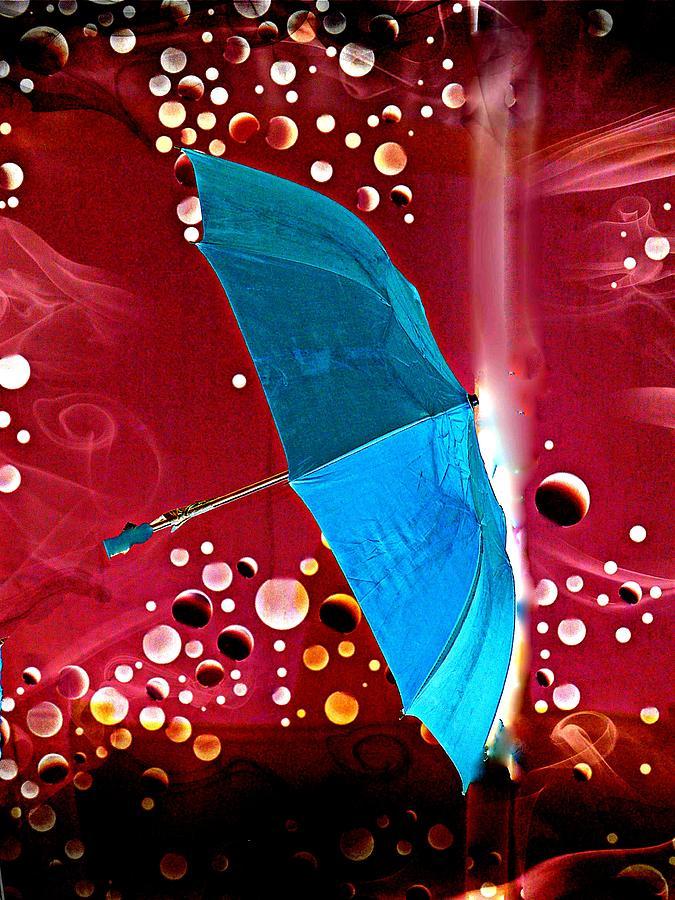 Marcia Lee Jones Photograph - Blue Magic by Marcia Lee Jones