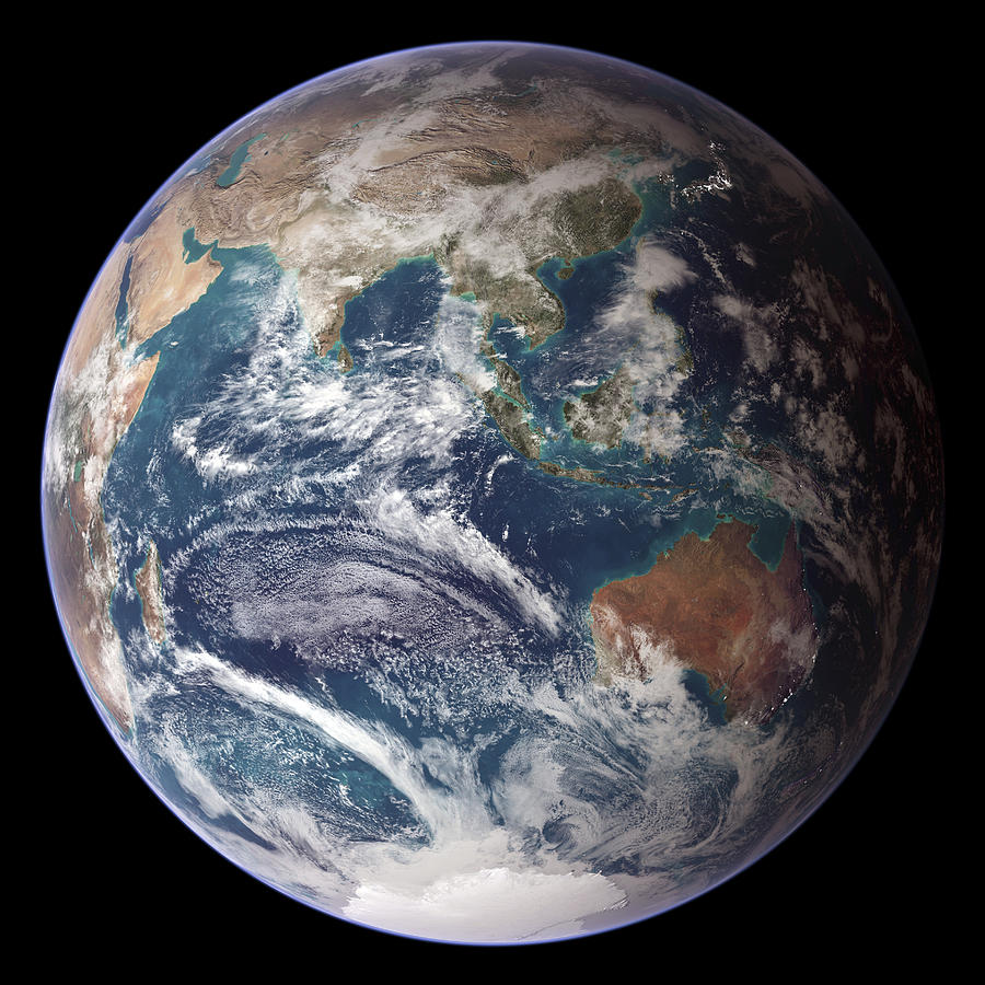 nasa blue marble - photo #5