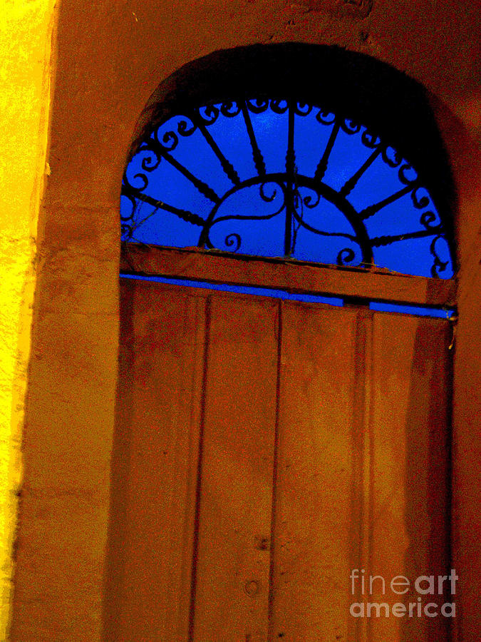 Blue Twilight By Michael Fitzpatrick Photograph