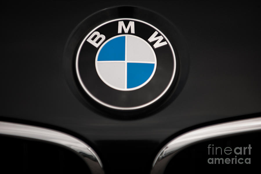 Bmw Badge Of Honor Photograph