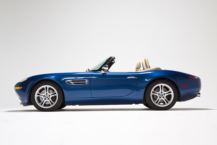 Bmw Photograph - Bmw Z8 by Dean Farrell
