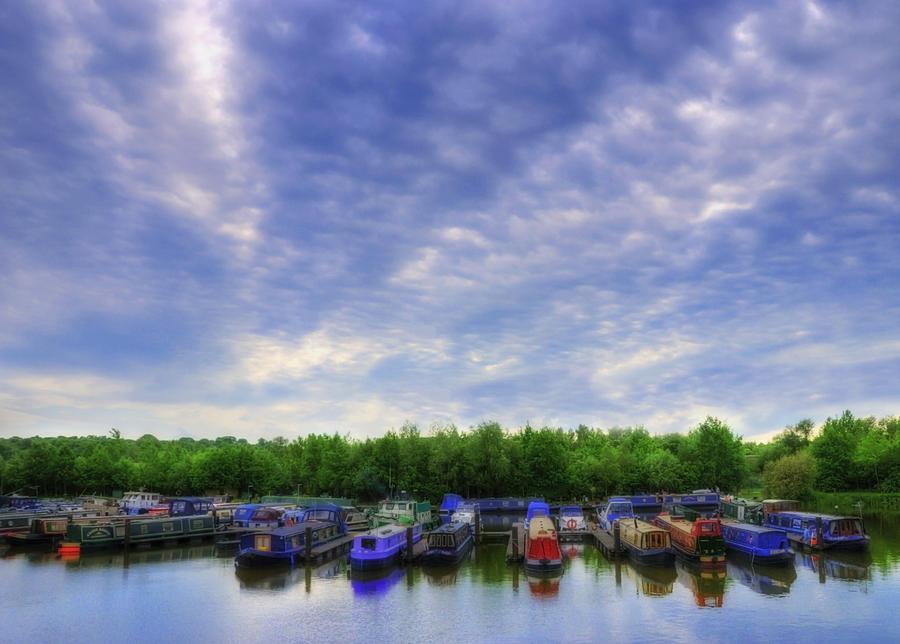 Boat Photograph - Boat Life by Svetlana Sewell