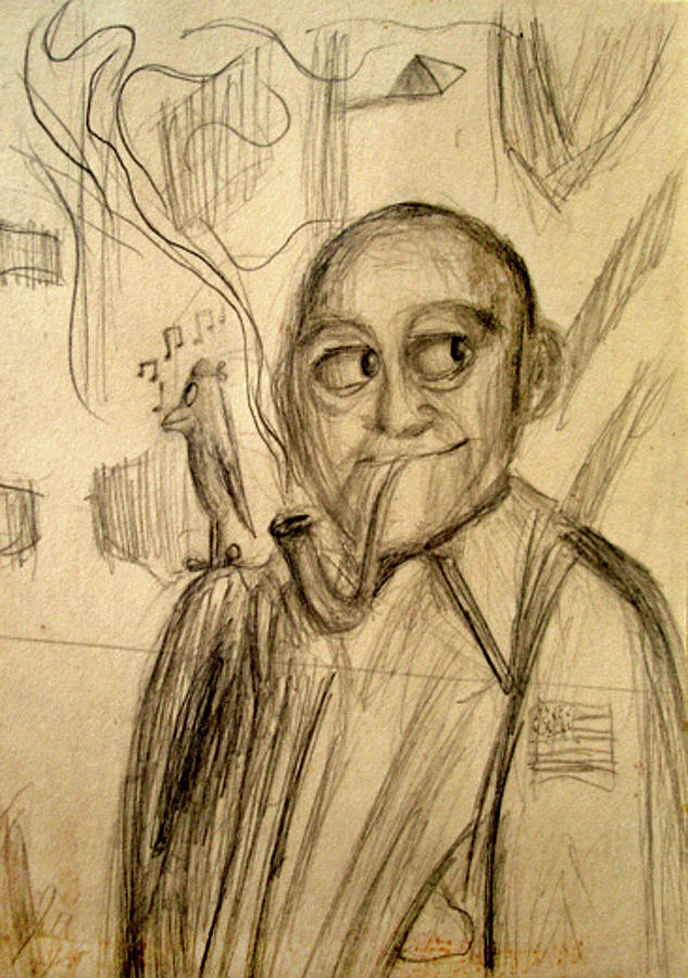 Bob Hopes Dream Drawing