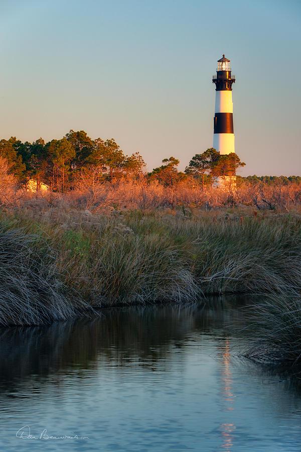 Bodie Island Light 2589 Photograph