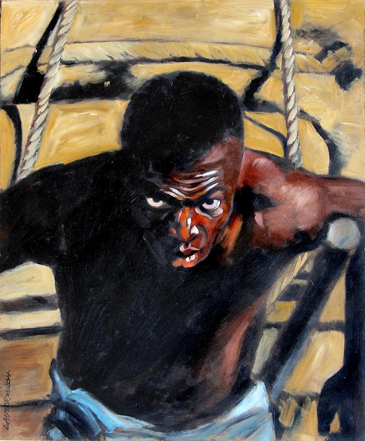 Slavery Painting - Bondage by John Lautermilch