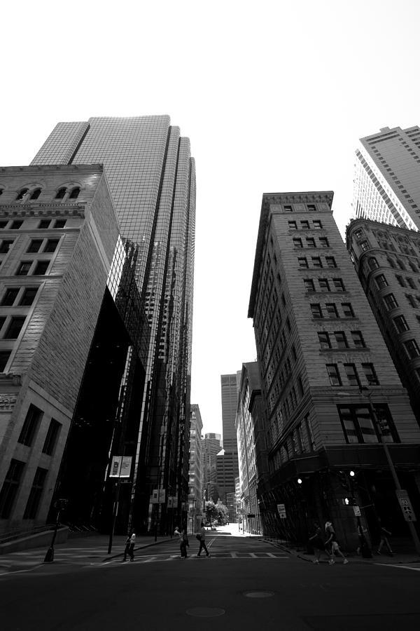 Architecture Photograph - Boston by Jason Smith