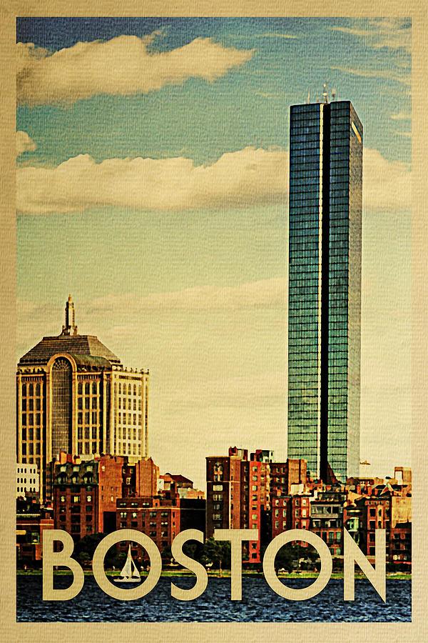 Boston Tour Art Work
