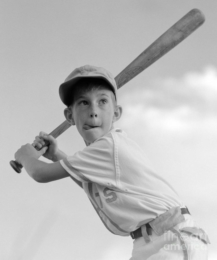 I Was A Baseball Phenom
