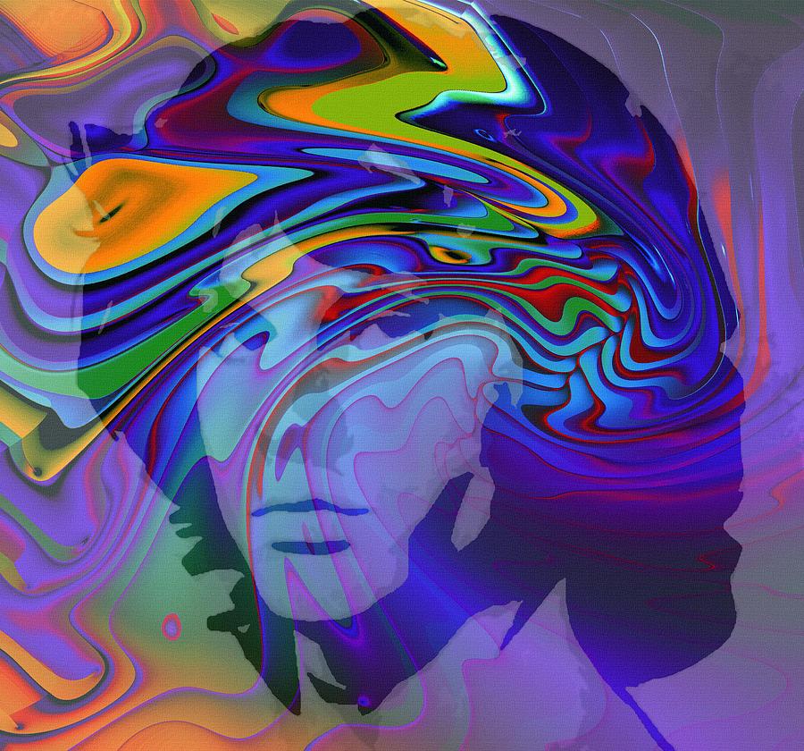 Break On Through Digital Art
